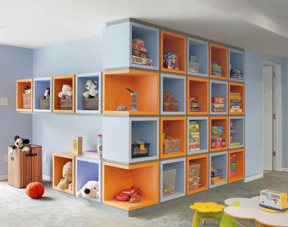 ideas orden cuarto niños 21 www.decharcoencharco.com