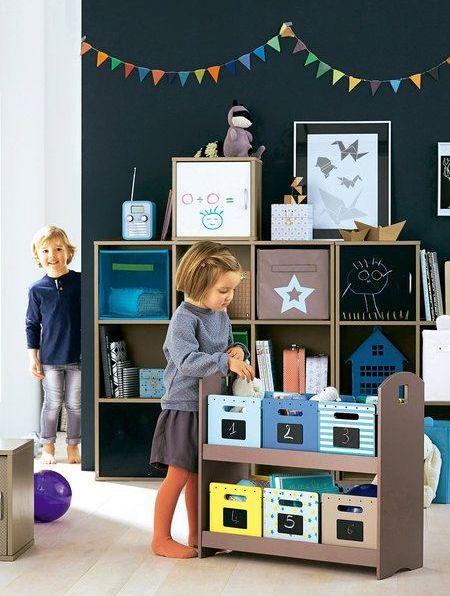 ideas orden cuarto niños 22 www.decharcoencharco.com