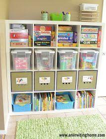 ideas orden cuarto niños 35 www.decharcoencharco.com