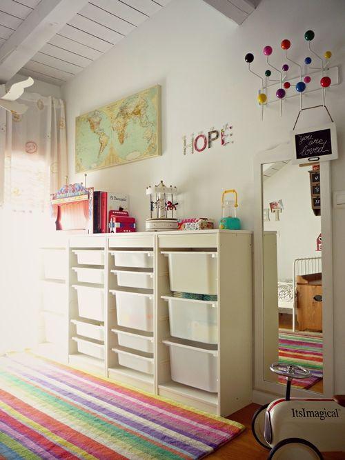 ideas orden cuarto niños 38 www.decharcoencharco.com