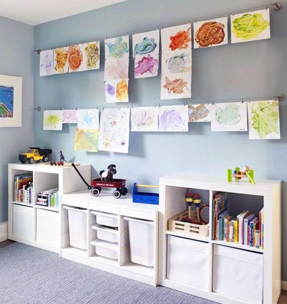 ideas orden cuarto niños 42 www.decharcoencharco.com