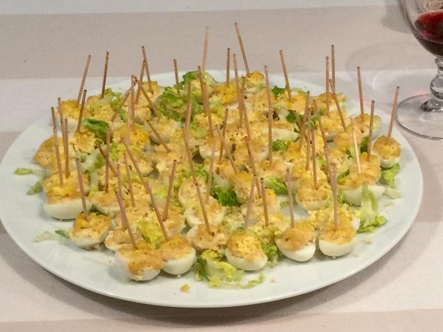 Una idea de cena en casa de picoteo a base de pintxos - Cena de picoteo en casa ...