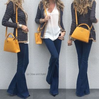 outfit bolso amarillo yellow bag 6 www.decharcoencharco.com