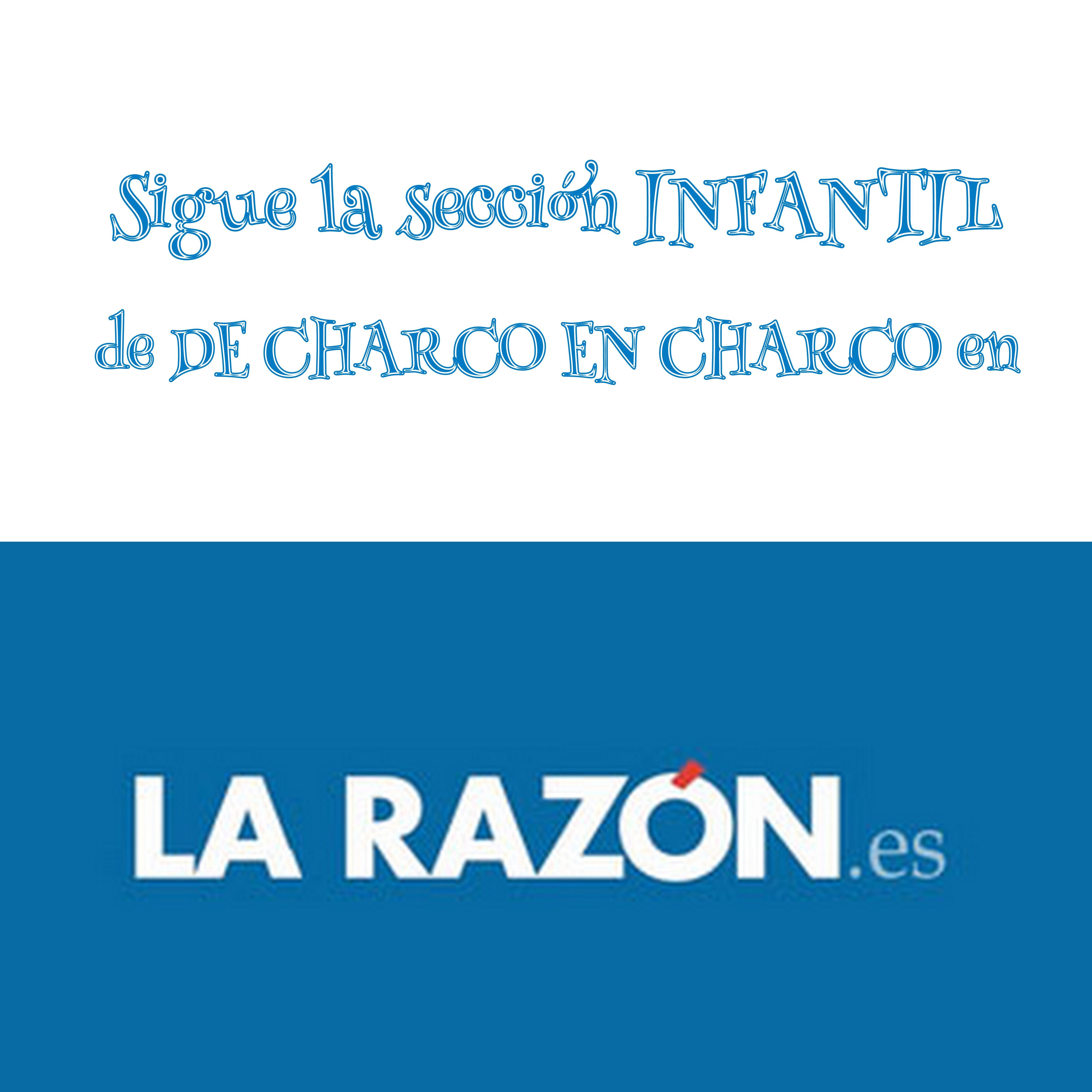 DE CHARCO EN CHARCO para LARAZON.es