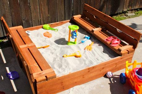 juguetes verano jardin arenero www.decharcoencharco.com
