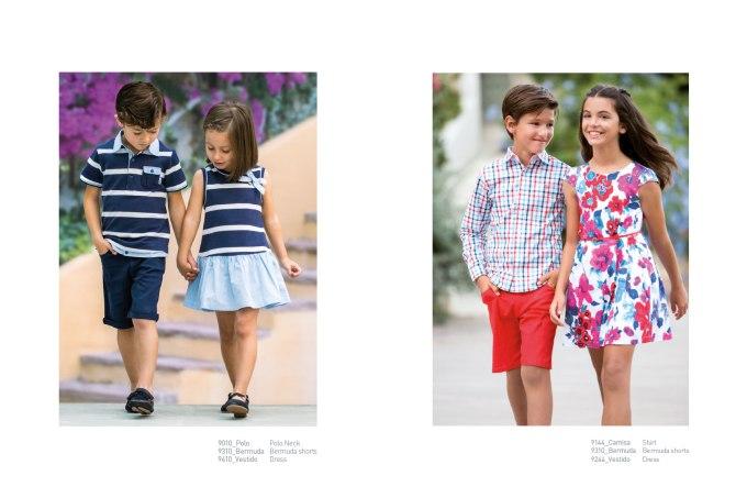 outfit niño verano tutto piccolo www.decharcoencharco.com