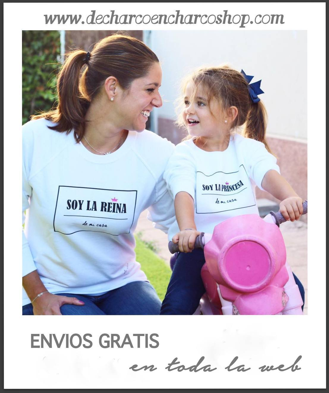 Camisetas, sudaderas y complementos divertidos para toda la familia