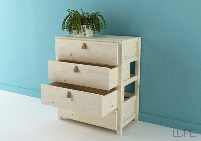 comoda-raspa muebles lufe ikea vasco www.decharcoencharco.com