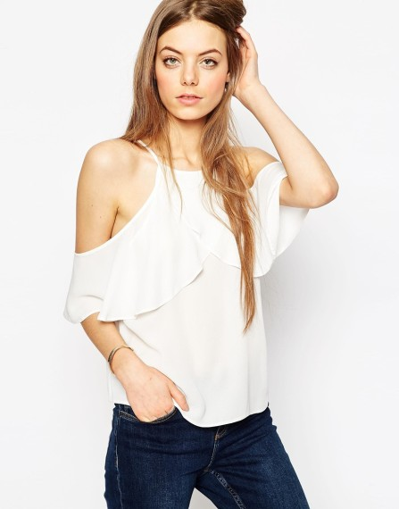 top asos cut out www.decharcoencharco.com