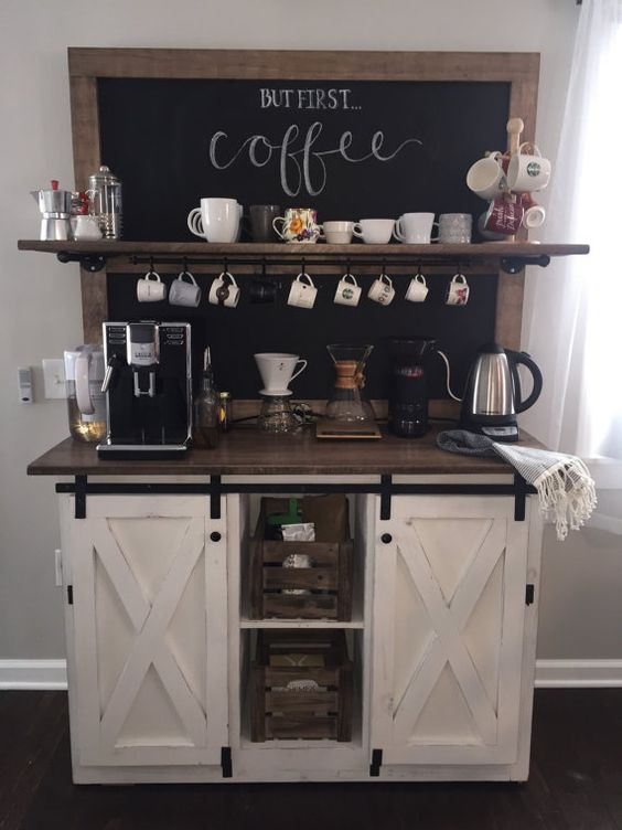 DECORACION COFFEE BAR 10 WWW.DECHARCOENCHARCO.COM