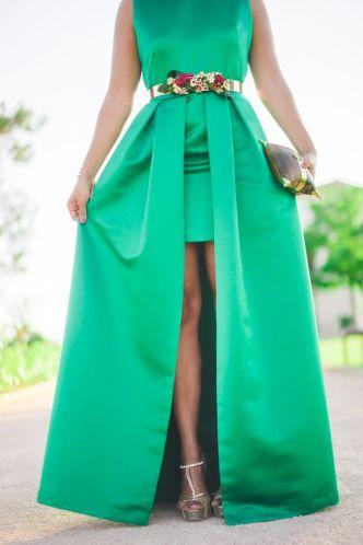 moda complementos 2 cinturon flores www.decharcoencharco.com