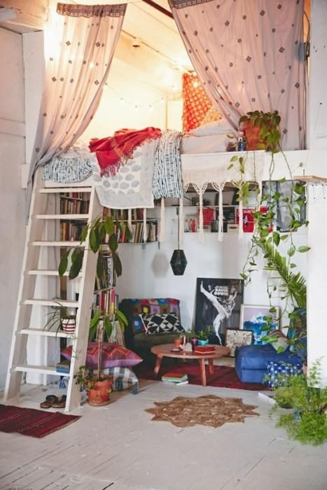 decoracion estilo boho 10 www.decharcoencharco.com