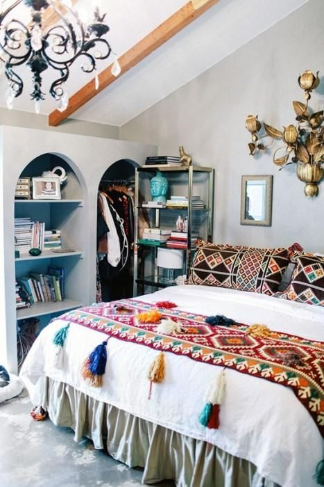 decoracion estilo boho 2 www.decharcoencharco.com