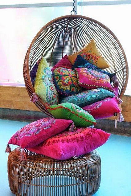 decoracion estilo boho 5 www.decharcoencharco.com