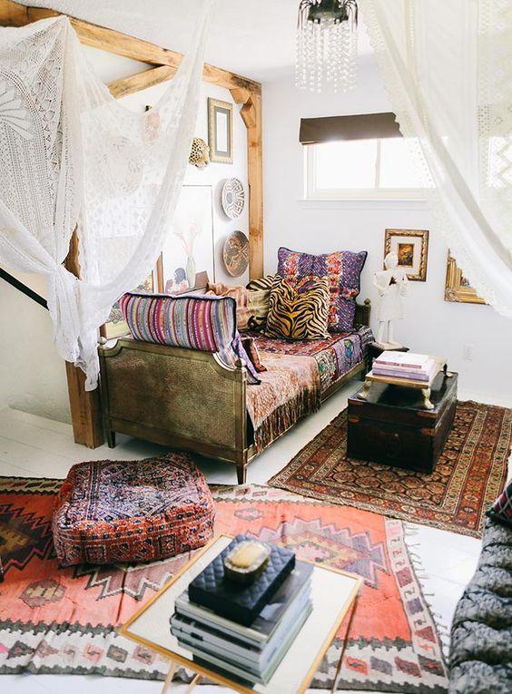 decoracion estilo boho 9 www.decharcoencharco.com