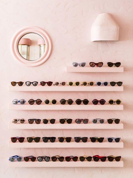 073e8f0777 Me encantan las gafas de sol. Tendría una de cada color, de cada material…  ¡de cada forma! Las uso todos los días y me parecen un complemento perfecto.
